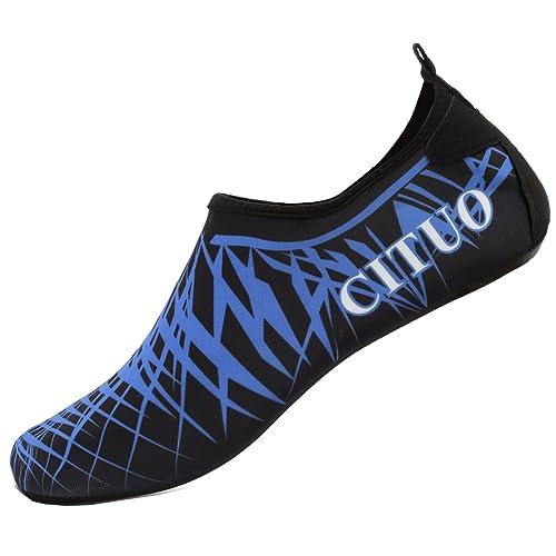 75998fc0199d CIOR Men and Women Barefoot Skin Aqua Shoes Anti-Slip Multifunctional Water  Shoes For Beach
