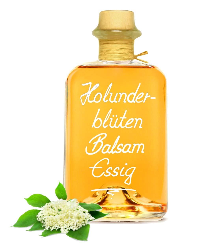 Holunderblüten Balsam Essig 5L mit herrlicher Holundernote 5% Säure
