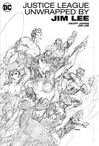 Jim Lee Art (Justice League Unwrapped by Jim Lee (JLA (Justice League of America)))