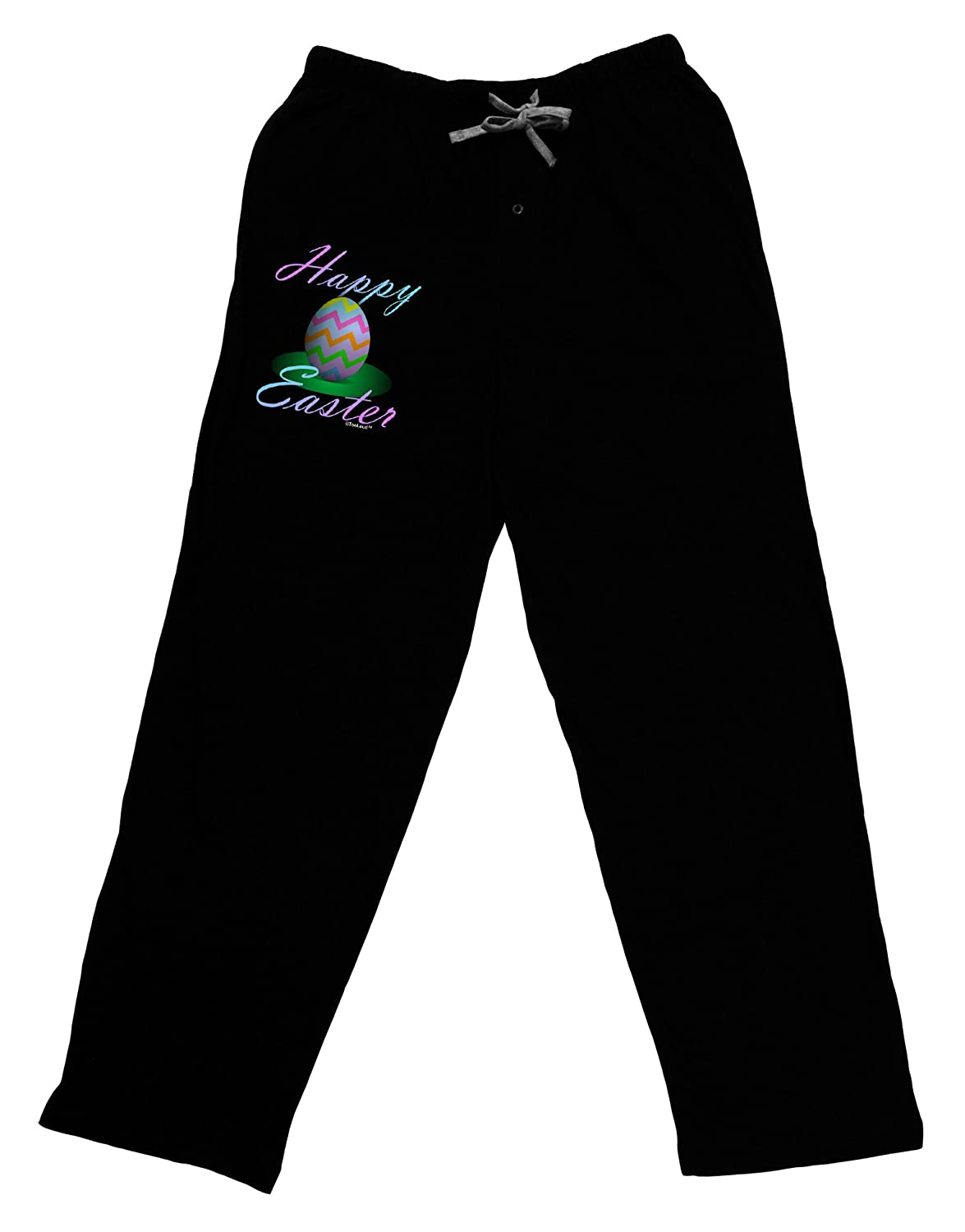 TooLoud One Happy Easter Egg Adult Lounge Pants