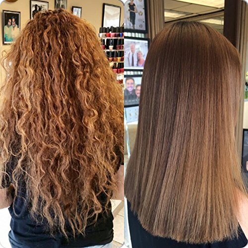 Eternity'Liss Brazilian Perola Hair Straightener Treatment - Smoothing Capillary (Just Keratin)