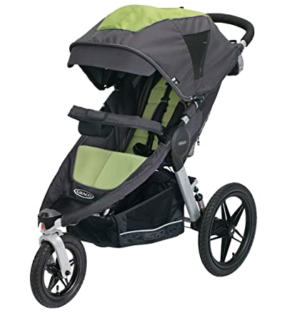 Graco Relay Click Connect Performance Jogger Stroller Lynx by Graco ...