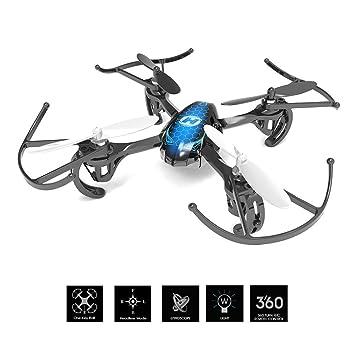 Holy Stone HS170 - Mini dron cuadricóptero teledirigido (2,4 GHz ...