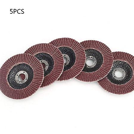 Amazon.com: Refaxi - Discos de lija para pulido de rueda de ...
