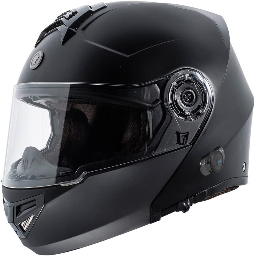 TORC TB27 Full Face Helmet with Blinc Bluetooth