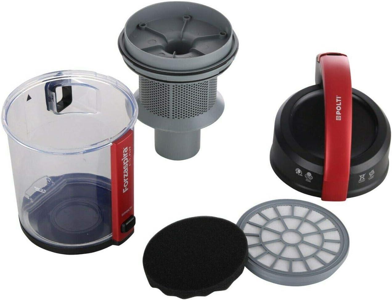 Polti depósito depósito filtro polvo aspirador Forzaspira C110 Plus: Amazon.es: Hogar