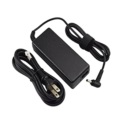 [UL Listed] AC Charger for Toshiba Satellite C55 C655 C855 L655 S55 P55W E45W A665 PA3822U-1ACA PA3714U-1ACA PA3917U-1ACA PA5177U-1ACA PA3715U-1ACA ...