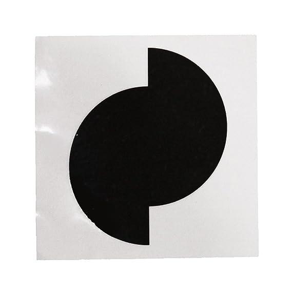 OFFICIAL Sankeys Ibiza Club Sticker Tribal Sessions Feather Logo Black