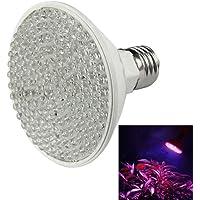 Coromsoe New E27 138LED 7W Plant Grow Light Bulb Garden Hydroponic Lamp