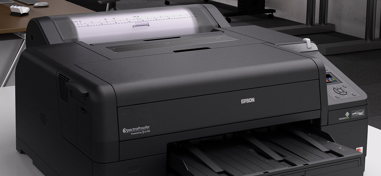 Epson SureColor SC-P5000 240V Professional A2 Photo Printer