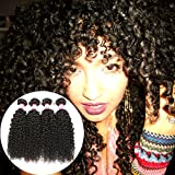 Best BP Brazilian Virgin Hairs - B&P Hair Malaysian Curly Hair 4 Bundles 7A Review