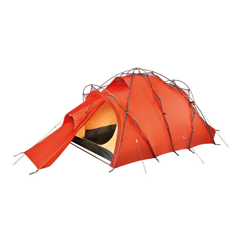 VAUDE Power Sphaerio 3P - Tente Orange Unique