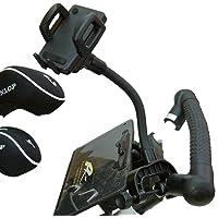 BuyBits Flexi Arm Clamp Golf Trolley Mount for Garmin Approach G7 & G8