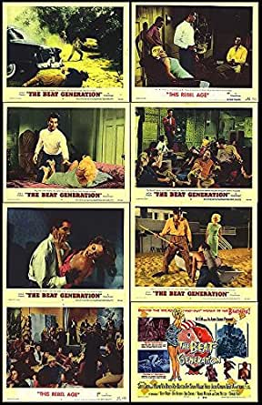 beat generation authentic original 14quot x 11quot movie