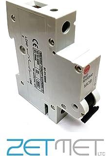Square D QO106B10RCBO30F 6 Amp Type B QOvs 30mA 1 Pole 240V 10kA QOE106B03