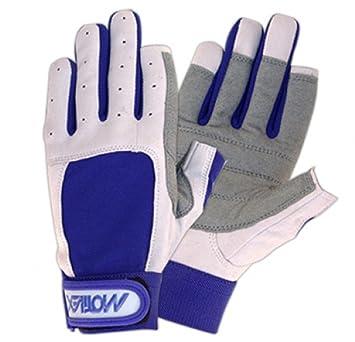 MOTIVEX Segelhandschuhe Daumen und Zeigefinger geschnitten Grösse XXL Handschuhe NEU Bootsport