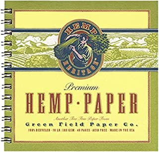 """product image for Hemp Heritage Sketch Book, 7"""" x 7"""""""