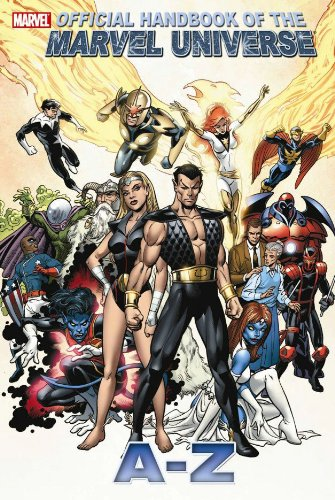 Official Handbook of the Marvel Universe A To Z - Volume 8 pdf epub