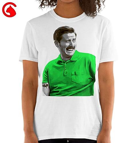 Amazon.com Green Shirt Guy Laughing, Meme Man in Green
