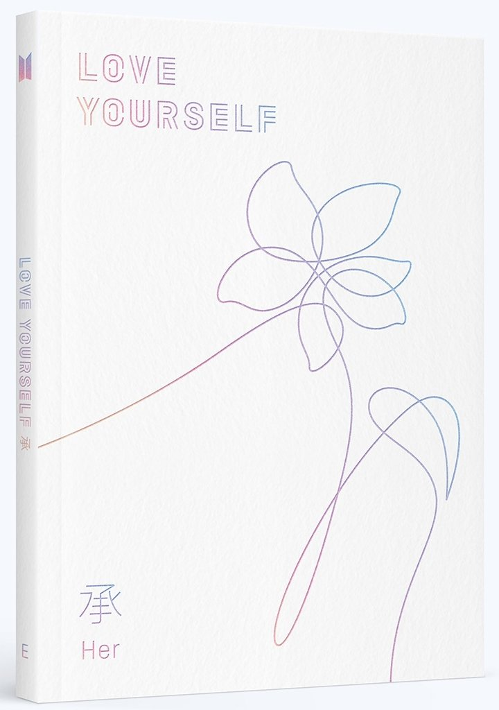 CD : Bts - Love Yourself: Her [ Version E ]