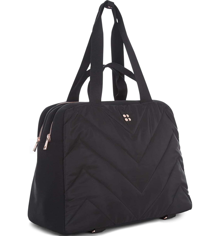 [スウェッティベティ] レディース トートバッグ Sweaty Betty Quilted Luxe Gym Bag [並行輸入品] B07S9V1GLT  One-Size