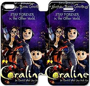 iPhone 5c funda DHPFGJOIS0718 Flip funda y Stand por iPhone 5c - CORAINE PELÍCULA