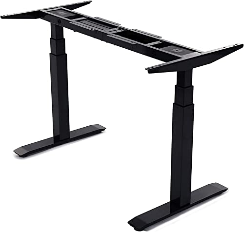 ApexDesk FX60GRY Flex Series 60″ Electric Height Adjustable Standing Desk