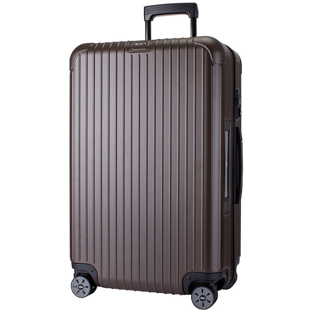 【E-Tag】 電子タグ [ リモワ ] サルサ 78L 4輪 811.70.38.5 MultiWheel スーツケース マットブロンズ RIMOWA SALSA matte bronze [並行輸入品] B073P2JKW4