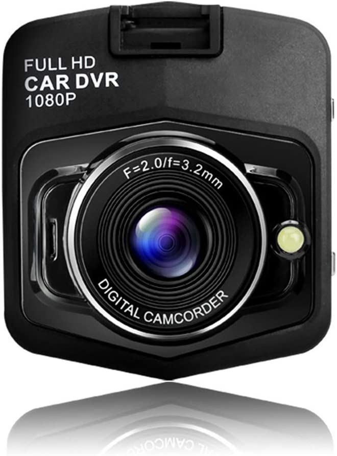 Shentesel 1080P HD 3 Lens Wide Angle Night Vision Car DVR Dash Cam Camera Video Recorder