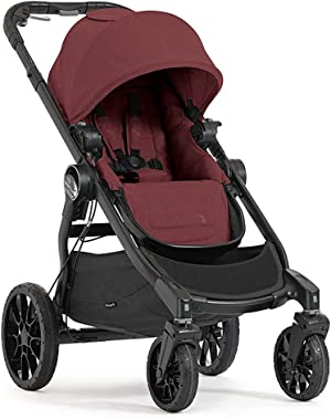 Baby Jogger City Select LUX Stroller | Baby Stroller with 20 Ways to Ride, Goes from Single to Double Stroller | Quick Fold Stroller, Port