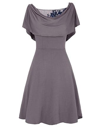 Dresstells, A-ligne robe courte de mère de mariée, Blush48W  Amazon ... b9ca778ba44e