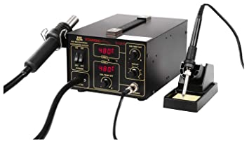 Stamos Soldering - S-LS-11 Basic - Estación de soldadura - SMD -