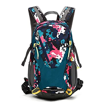 02e644ade269 Amazon.com : Qi Peng Outdoor Hiking Backpack/Personality Trend ...