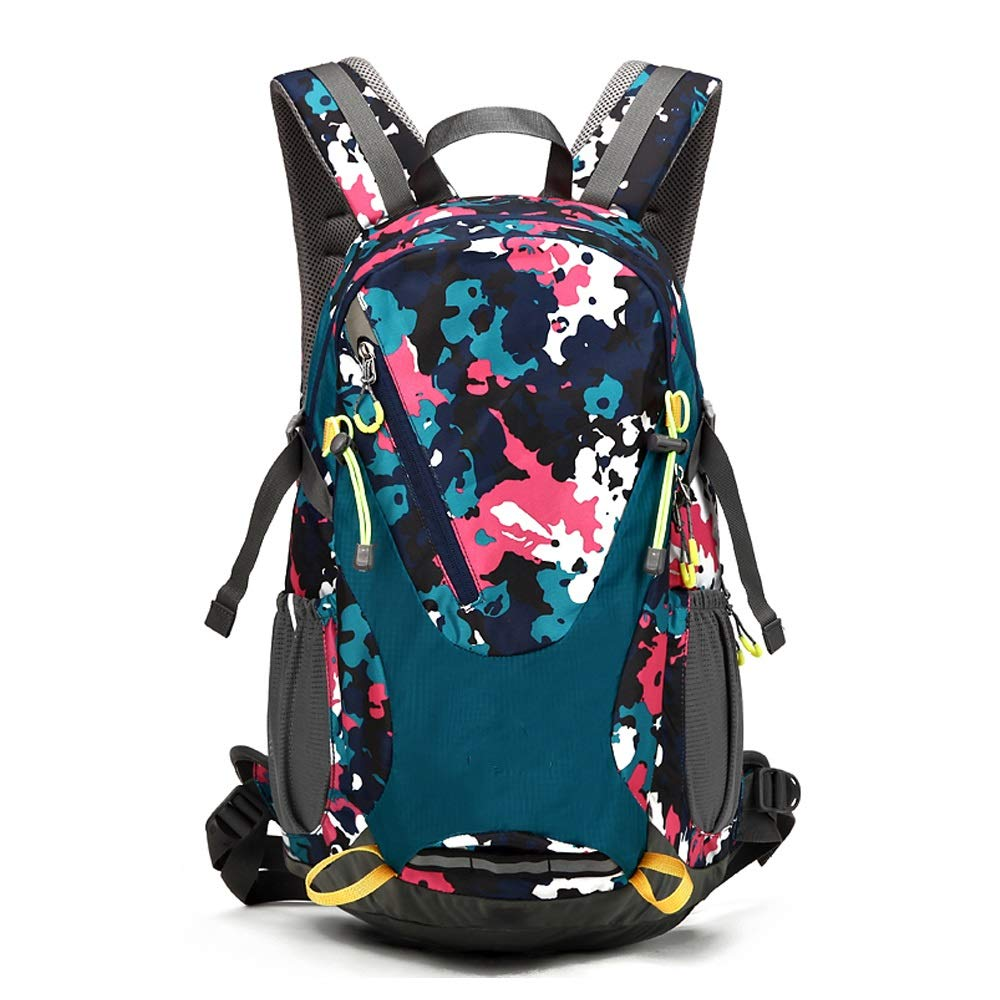 QP Outdoor Hiking Backpack/Personality Trend Leisure Travel Package 30L