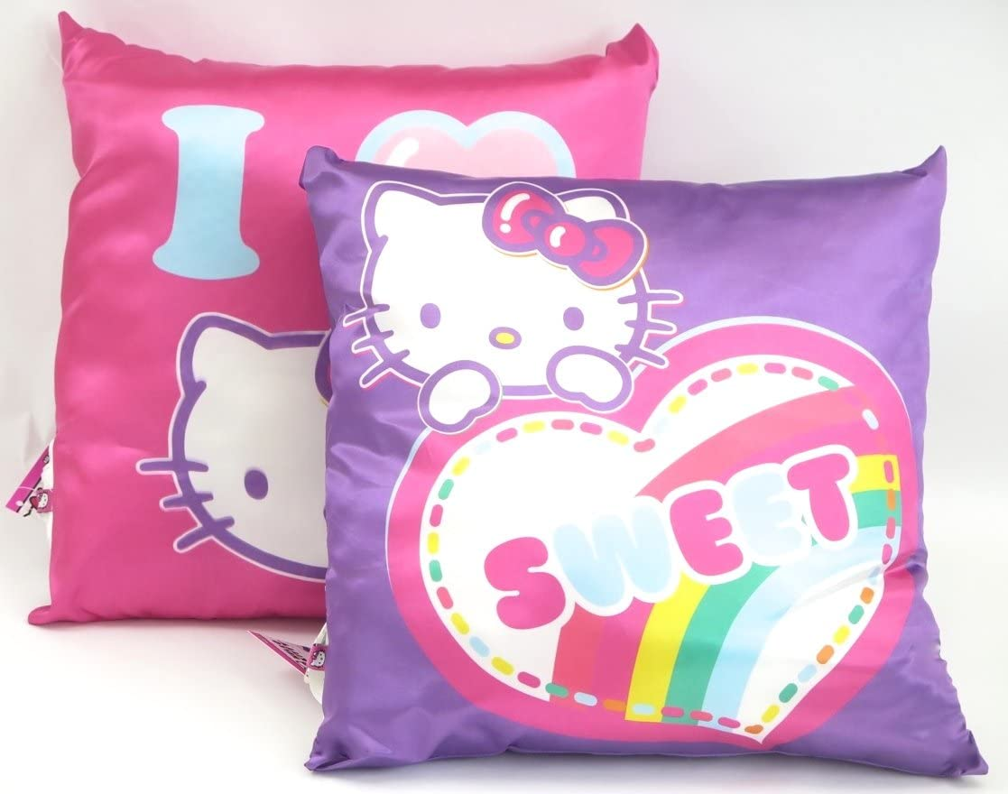 Hello Kitty throw pillows, loverly gift for girl s.