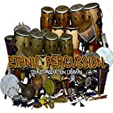 ETHNIC Percussion Instruments and Sounds - Large 24bit Samples Library 1.4 GB on DVD or download