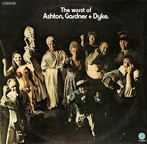 ASHTON GARDNER & DYKE - The Worst of Ashton Gardner & Dyke