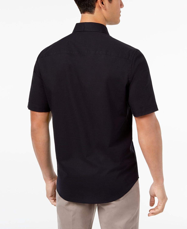 Alfani Mens Hinkley Button Up Shirt