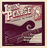 John Pearse JP2150M Phosphor Bronze Mandolin Strings, Medium