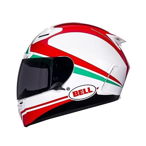 Amazon.com: Bell Race Day Star Street Bike Casco de Moto ...