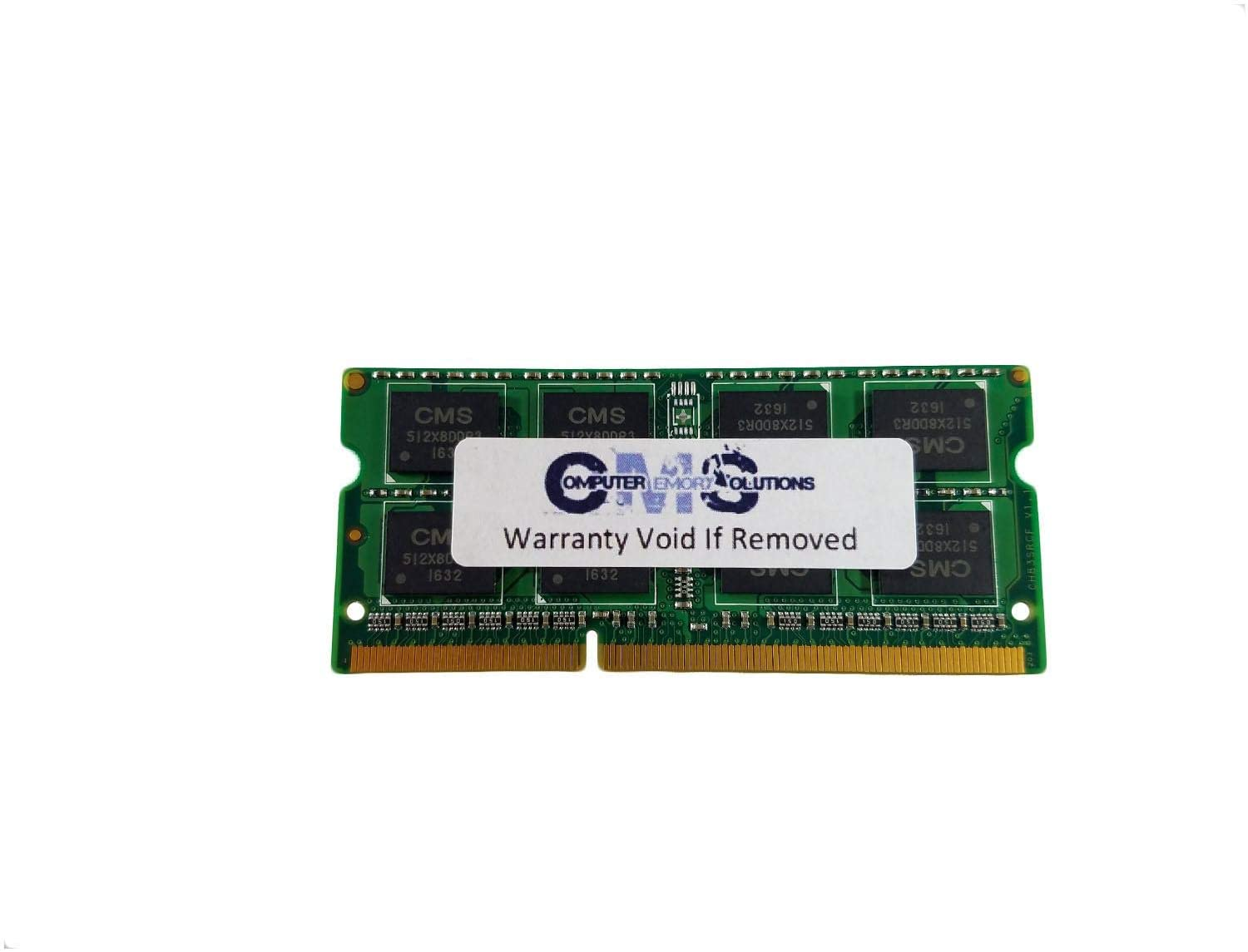 4Gb (1X4Gb) Sodimm Ram Memory Compatible with Lenovo Essential G580 Notebook Series Ddr3 by CMS A30