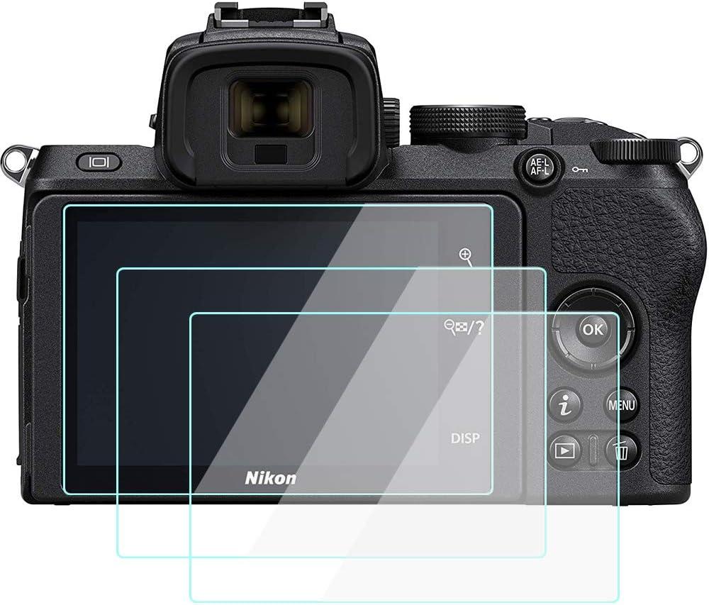 Komet Z50 Displayschutzfolie Für Nikon Z 50 Z50 Kamera