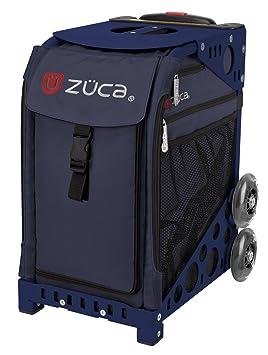 ZUCA deporte Insertar Bolsa medianoche y azul marino marco ...