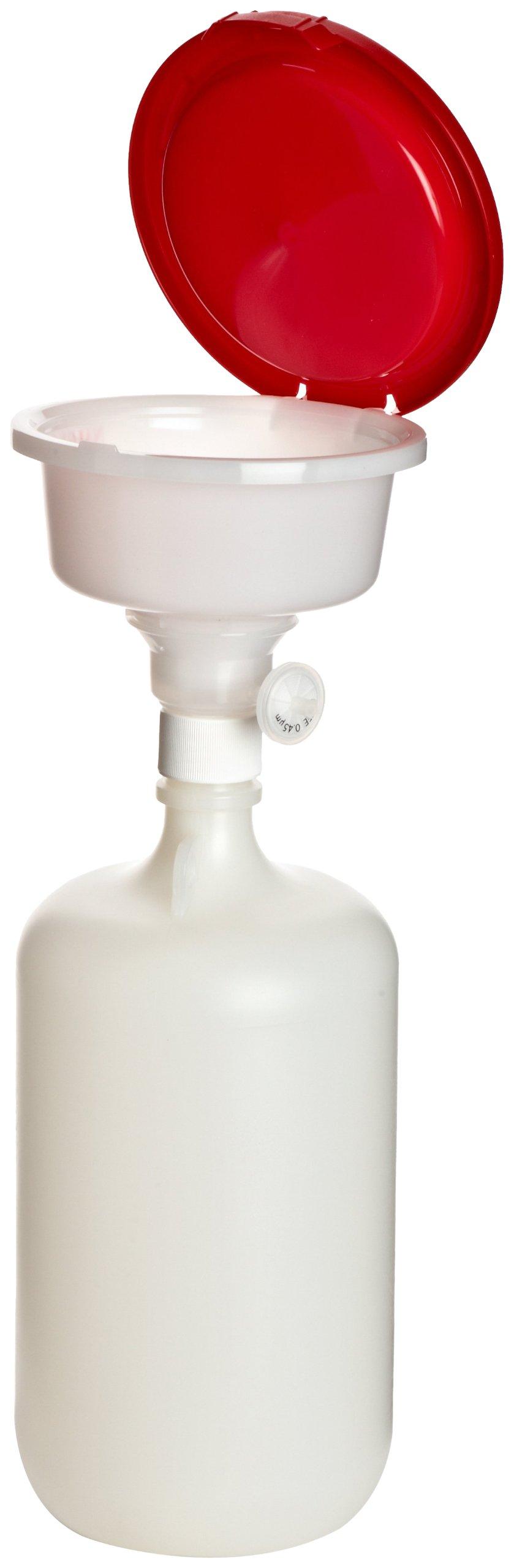 Nalgene 6379-0004 Safety Waste System, 4 Liter