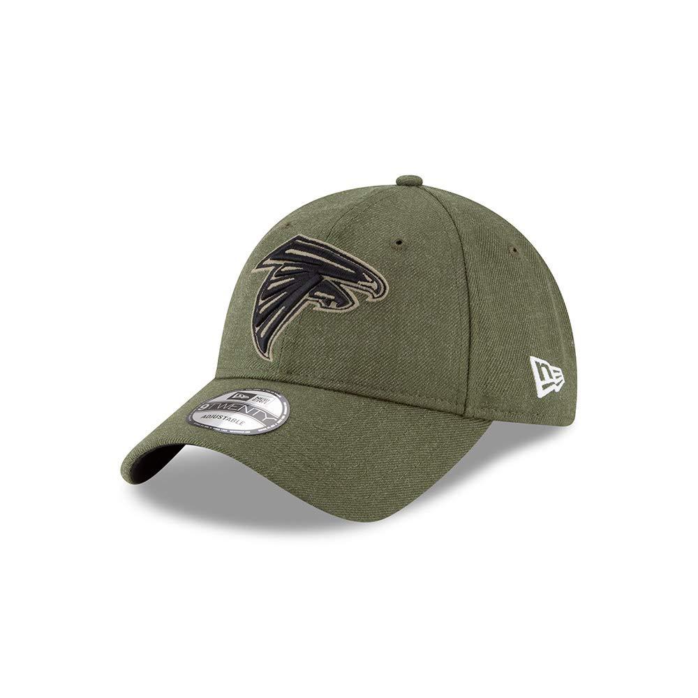 9e2caeed New Era Mens NFL 2018 Salute to Service 9Twenty Strapback Hat