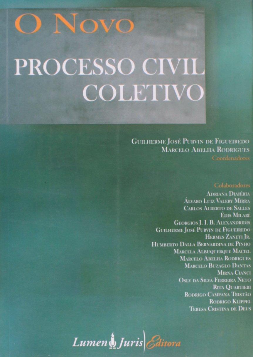 Download O Novo Processo Civil Coletivo pdf