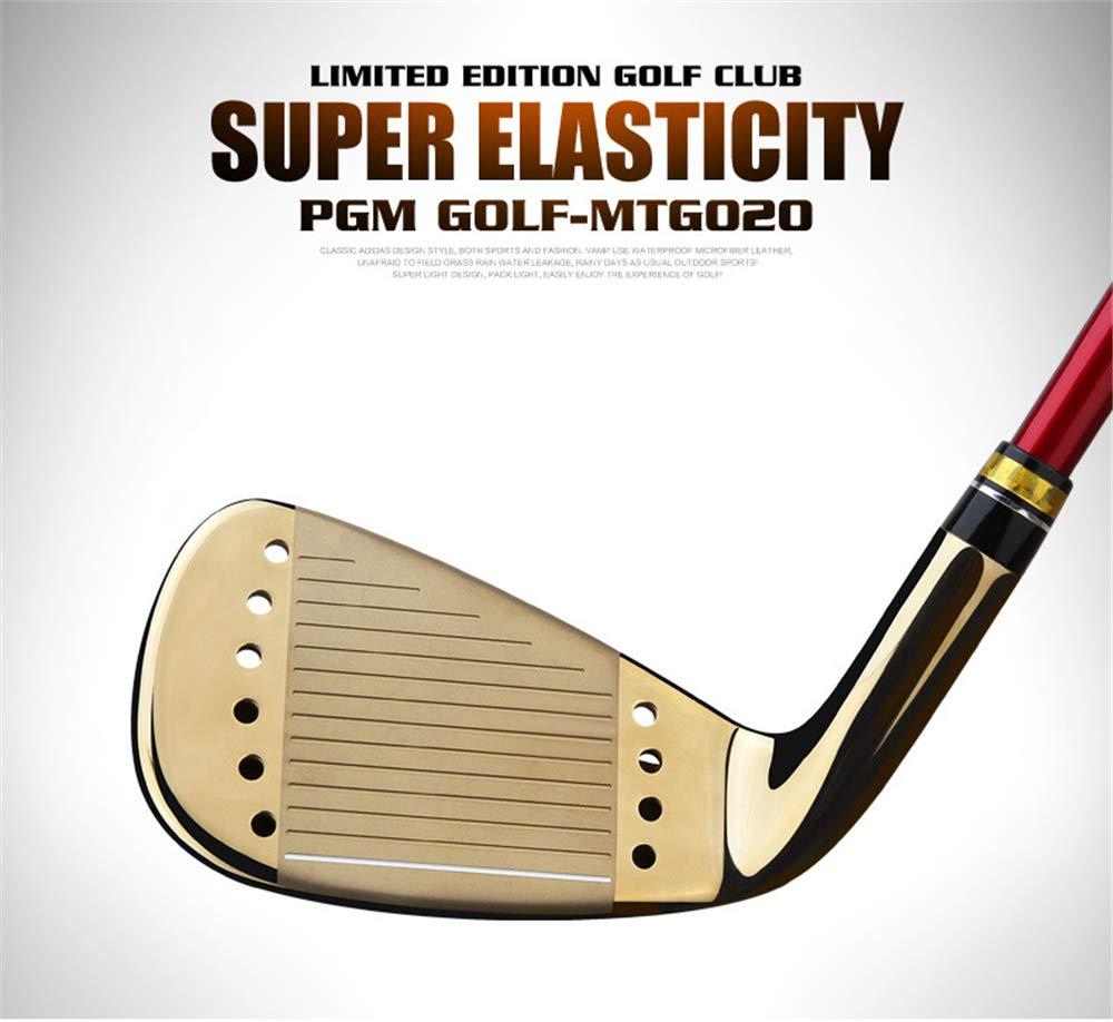 WHARMSS Patente De Hierro Golf Club 7 para La Conducción ...