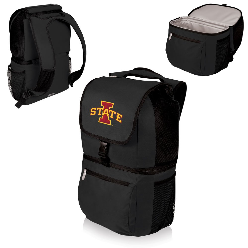 PICNIC TIME NCAA Iowa State Cyclones Zuma Insulated Cooler Backpack