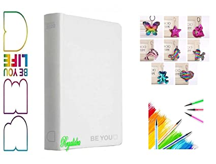 Be You - Agenda escolar de bolsillo 2017-2018 dorada (idioma ...