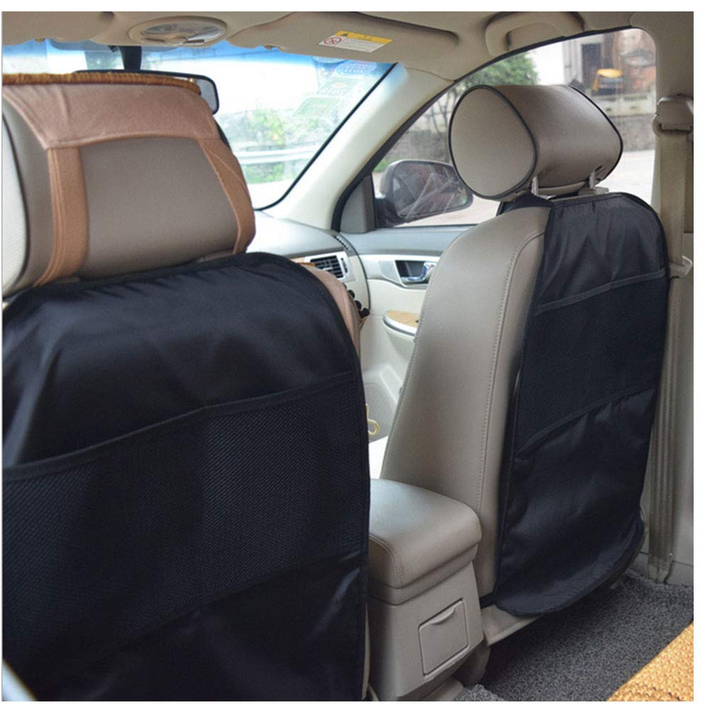 Baby Car Seat Protector Car Seat Cover Mat Thick Padding Anti Slip and Dirt Resistant for Baby Child 1pc L Size